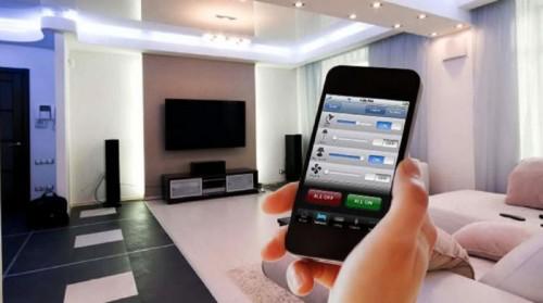 Com apenas um clic controlamos tudo integrando áudio, vídeo, luzes e cortinas! Não existe nada melhor do que transformar sua casa, em um verdadeiro ambiente high-tech contando com a ajudinha da automação para isso.