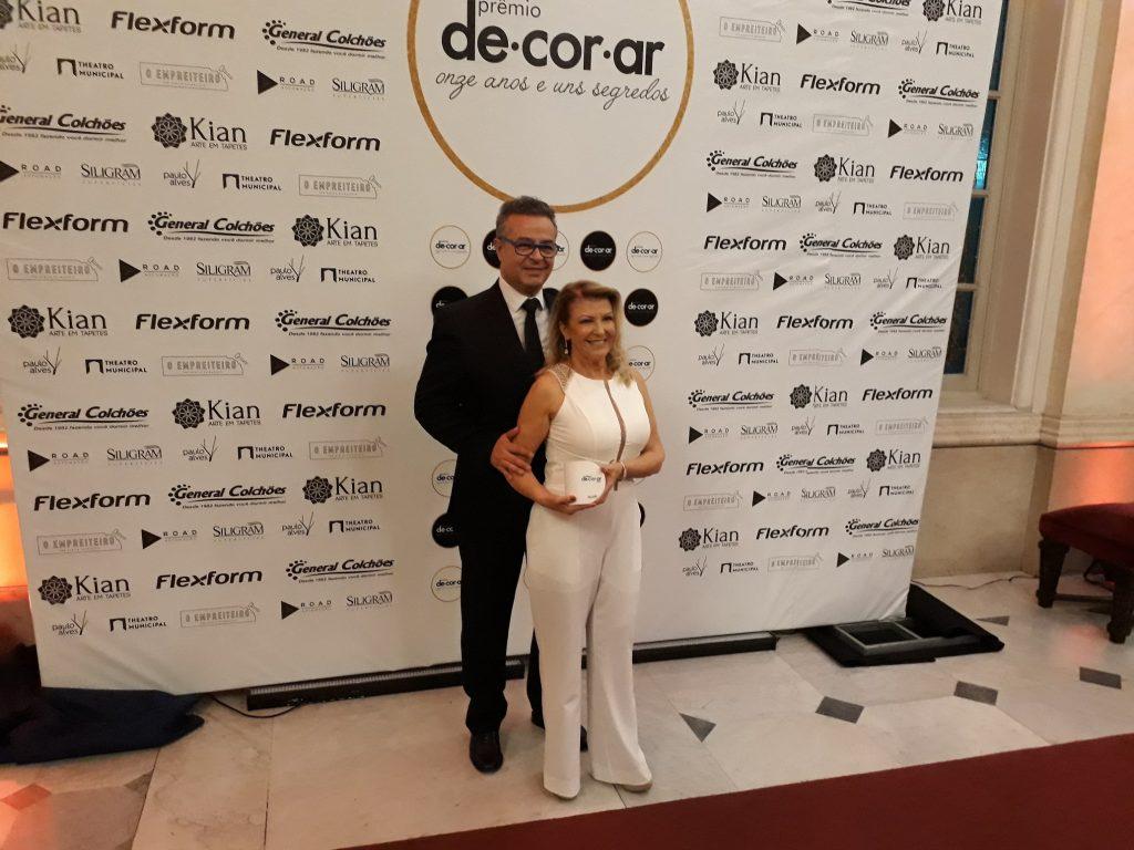 Premiação Decorar 2018