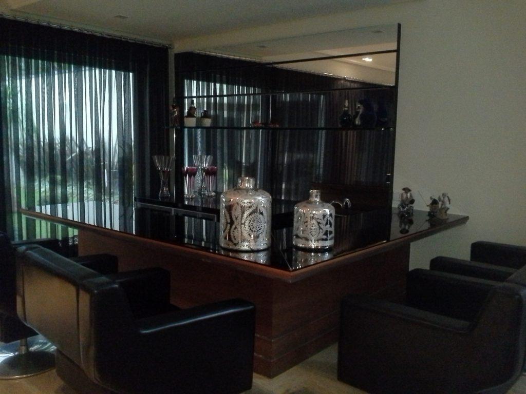 Salas - Detalhe do Bar